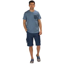 Regatta Shorebay Pantaloncini Uomo, navy